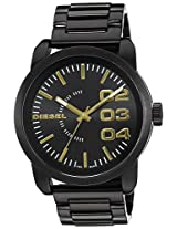 Diesel End-of-Season Double Dow Chronograph Black Dial Men's Watch - Dz1566I
