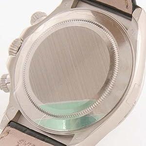 ロレックス Ref.116519 デイトナ WG金無垢 コスモグラフ メテオライト ローマン メンズ