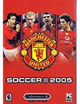 Codemasters Manchester United Soccer 2005 ( Windows ) (PC)
