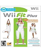 Wii Fit Plus-Software Only