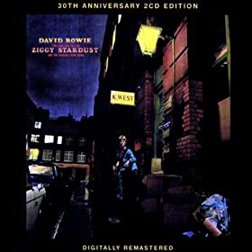 The Rise And Fall Of Ziggy Stardust And The Spiders From Mars: 30th Anniversary Edition