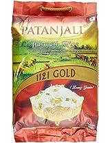 Patanjali Basmati Rice, Gold, 5kg