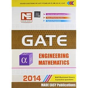 GATE - 2014: Engineering Mathematics