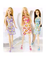 Barbie Chic Refresh India (Color and Designs May Vary)