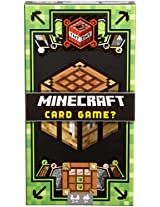 Minecraft Card Game