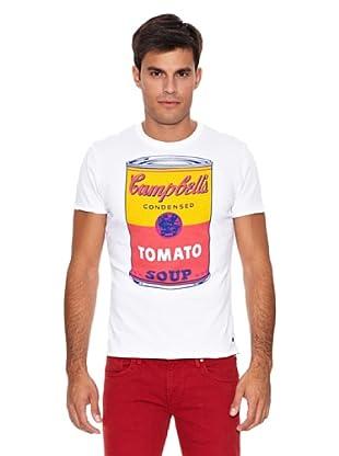 Pepe Jeans London Camiseta Philosophy (Blanco)