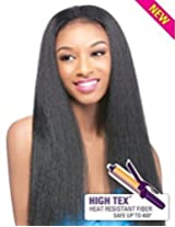 Outre Synthetic Hair Half Wig Quick Weave Annie (1)