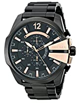 Diesel Diesel Chi Chronograph Black Dial Men's Watch-DZ4309