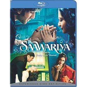 Saawariya- Bluray DVD