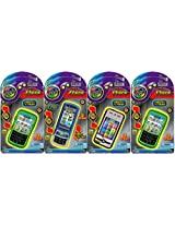 Ja-Ru Fun Tech Cell Phone Party Favor Bundle Pack