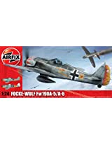 Afx16001 1:24 Airfix Focke Wulf Fw 190 A 5/A 6 Model Kit