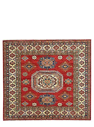 Kalaty One-of-a-Kind Kazak Rug, Red, 5' 2