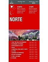 deDios Norte Argentina/Chile / deDios North Argentina/Chile (Dedios Argentina Regional Map)