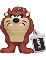 Emtec 8GB Looney Tunes Episode 1 L103 Taz USB Flash Drive