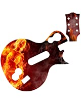 Fire Woman Supremacy Battleskin for Les Paul Guitar Controller