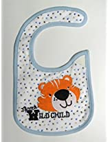Carter's Wild Child Baby Bib (Unisex)