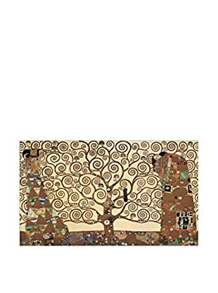 ARTOPWEB Wandbild Klimt The Tree Of Life 80x136 cm