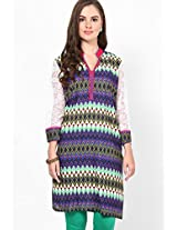 Cotton Multi Color Kurti