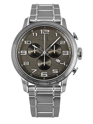 Alfex Orologio Cronografo Metallico