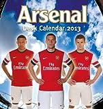 Official Arsenal FC Desk Easel 2013 Calendar