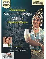 Bharatanatyam Karana Viniyoga Malika