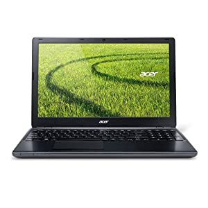 Acer Aspire E1-572 LX 15.6-inch Laptop (Intel Core i5 4200U/4GB/500GB/Linux/Integrated Graphics), Black