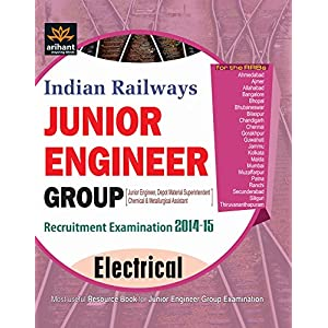 Indian Railways Junior Engineer Electrical Recruitment Exam (Old Edition)