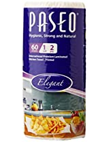 Paseo Tissues Printed Kitchen Towels - 1 Roll