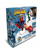 Spiderman Motion Video Game