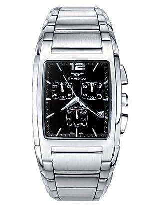 Sandoz 81267-05 - Reloj de Caballero metálico