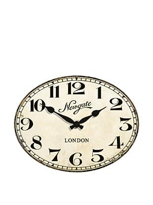 Newgate Poets Clock, Cream