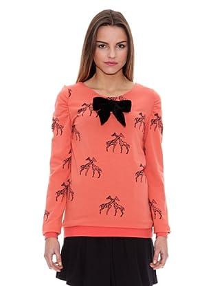 Pepa Loves Camiseta Martina (Coral)