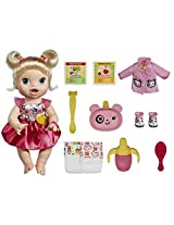 Baby Alive My Baby All Gone Doll with Bonus Accessories, Blonde