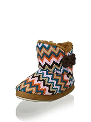 Gioseppo Kid's Abdel Slipper Boot (Brown)