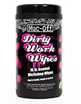 MUC-OFF Dirty Work Wipes - Pack of 70