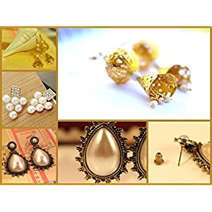 Varishta Jewells Parampara - Set of 3 pair of premium ethnic earrings