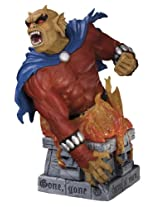 DC Direct Heroes of the DC Universe: Series 2: Etrigan the Demon Bust
