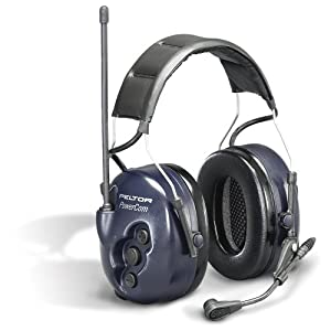 3M Peltor MT53H7A4600 PowerCom Two-Way Radio Headset