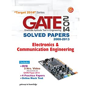 GATE Paper Electronics & Communications Engineering Solved Papers (2014) (OLD EDITION) (OLD EDITION)