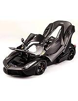 Bburago Ferrari LaFerrari F70 Black Signature Series 1/18