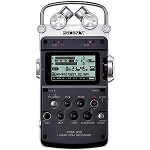 SONY リニアPCMレコーダー PCM-D50