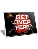 Zing Revolution Mortal Kombat Premium Vinyl Adhesive Skin for 13-Inch Laptop (ms-mkbt70010)