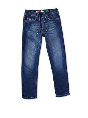 Carrera Jeans Pantalón Play 11 Oz (Azul Medio)