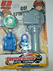 Handle Launcher Beyblade with Metal Fury 5D System Beyblade Spinning Toy