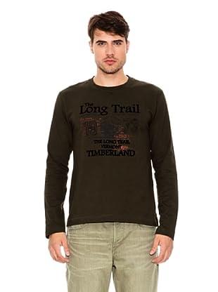 Timberland Camiseta (Verde)