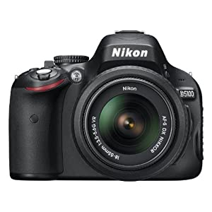 Nikon デジタル一眼レフカメラ D5100