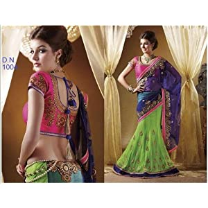 Indian Ethnic Bollywood Party Wear Saree