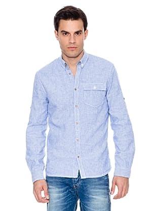 Pepe Jeans London Camisa Benon (Azul)