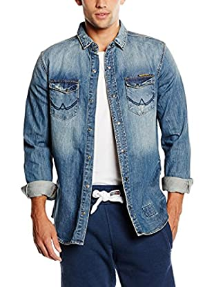 Superdry Camicia Denim