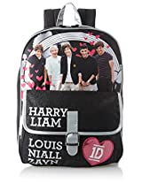 Accessory Innovations Big Girls'  One Direction Names Backpack, Multi, One Size